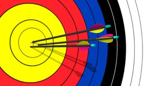DO YOU SEE... targets/archery