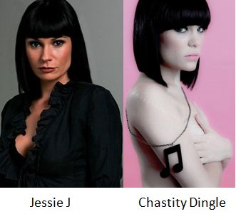 Jessie J Chastity Dingle