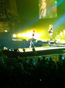 Cher Lloyd X Factor Live Tour