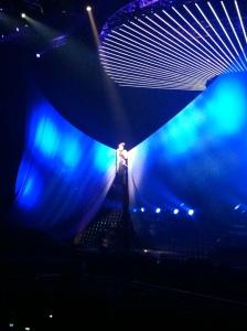 Rebecca X Factor Live Tour