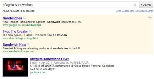 Sandwich PPC Fail